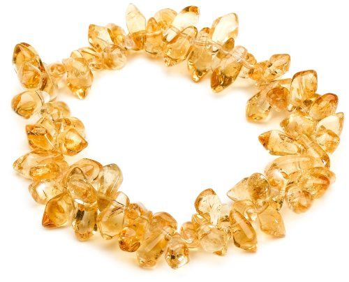 "6x12mm Citrine Free-Form Bead Stretch Bracelet, 7.5"" Amazon Curated Collection,http://www.amazon.com/dp/B001BM623U/ref=cm_sw_r_pi_dp_A7misb178WE636CY"