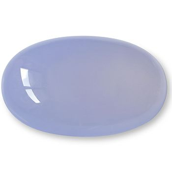 Natural Chalcedony Oval Cabochon, 40.45 cts
