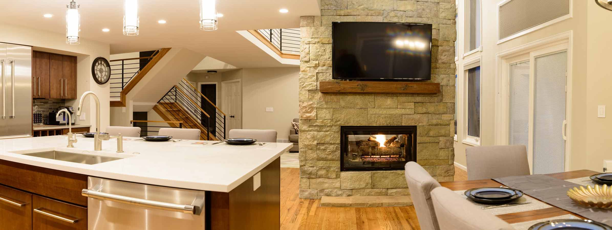 Fireplace Remodeling Gallery Stewart Remodeling Fireplace