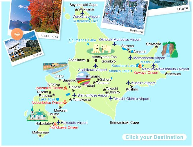 tourist spot in hokkaido Yahoo Image Search Results Project