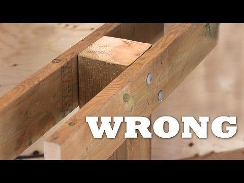 Deck Building Best Practice 3 Tips Including Grace