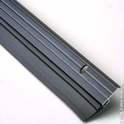 Frost King B59 36h Premium Aluminum And Vinyl Door Sweep 1 5 8 Inch By 36 Inches Brown Frost King Http Www Amazon Com Dp Door Sweep Vinyl Doors Door Design