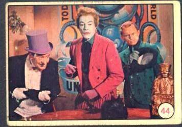 Penquin, Joker, Riddler - really love these costumes, especially Joker!