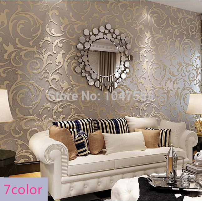 Cheap Wallpapers On Sale At Bargain Price Buy Quality Wallpaper Stick Wallpaper Wallpaper Retail From China Wallpape Papeis De Parede Tv Na Parede Decoracao
