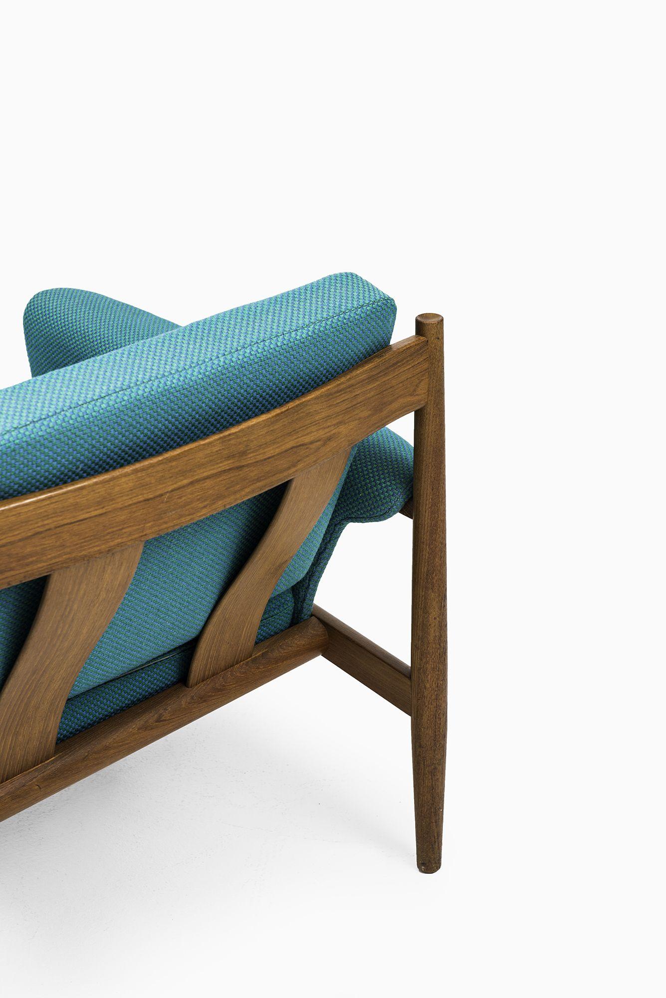 Finn Juhl easy chair model Grand Danois at Studio Schalling