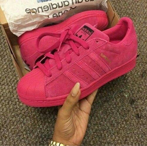 newest 48afe 212f1 bgrrs ✨ hot pink adidas supercolor kjvouge