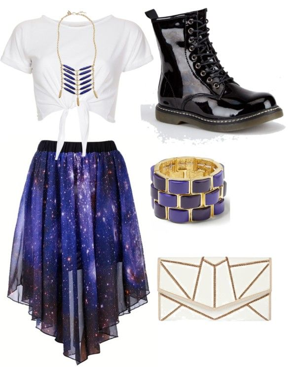 """""""Urban Galaxy"""" by timberluck on Polyvore"""