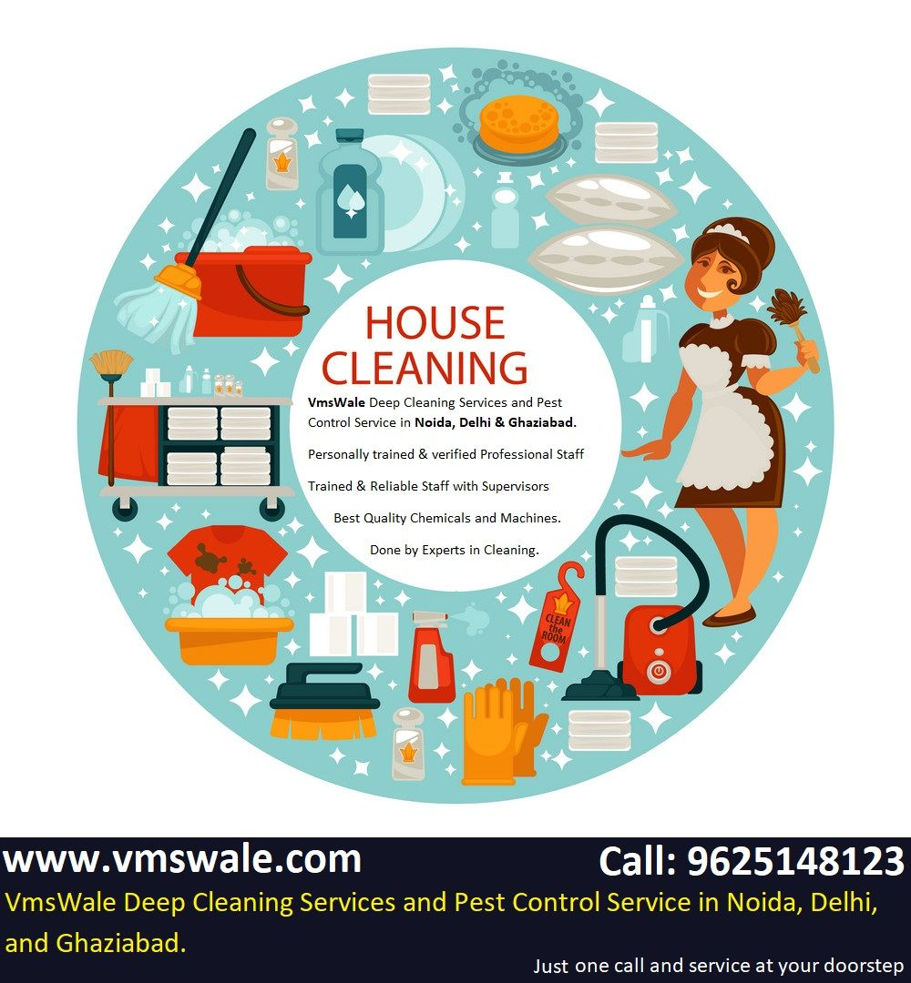 VmsWale Deep Cleaning Services includes Thorough Cleaning