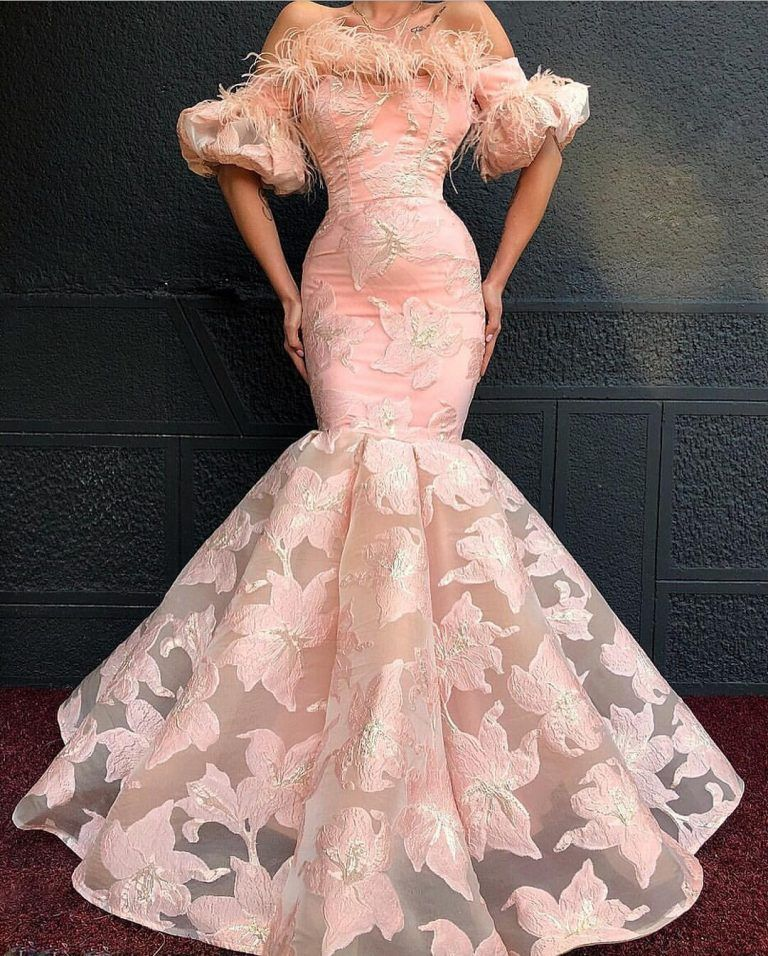 Owambe Styles 30 Eye Dripping Owanbe Designs For Wedding Dinner Gowns African Lace Dresses Evening Dresses