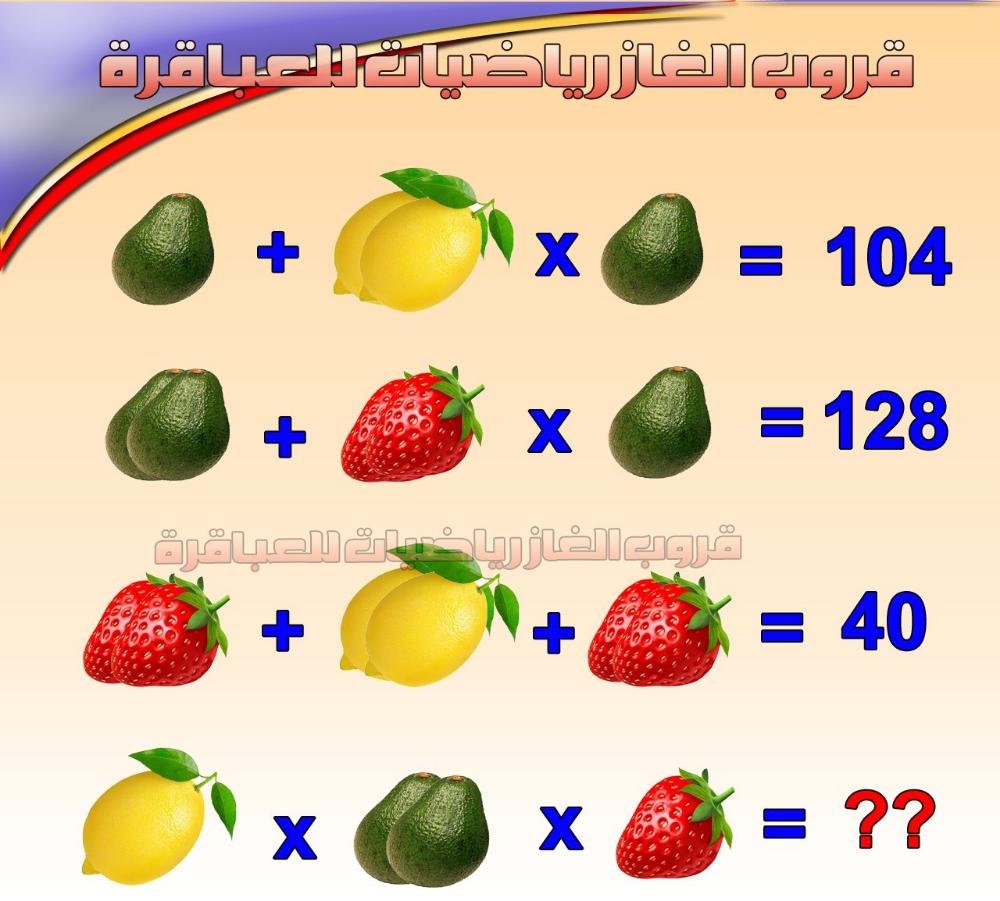 الغاز رياضيات للعباقرة On Twitter Fruit Food Cantaloupe Последние твиты от cantaloupe systems (@cantaloupesys). الغاز رياضيات للعباقرة on twitter