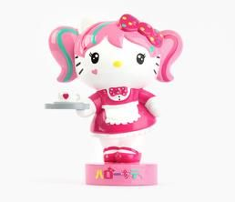 e715d63ad3 SDCC 2013 Hello Kitty Fashion Music Wonderland Japanimation Figurine in  Collectibles