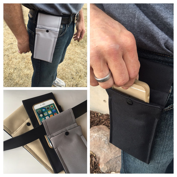 sneakers for cheap 3af9a 81778 Cell Phone Belt Case; Construction Worker Belt Cell Phone Holder ...