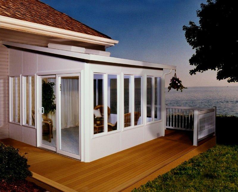 Amazing DreamspacE 300 Three Season Patio Enclosures And Sunrooms
