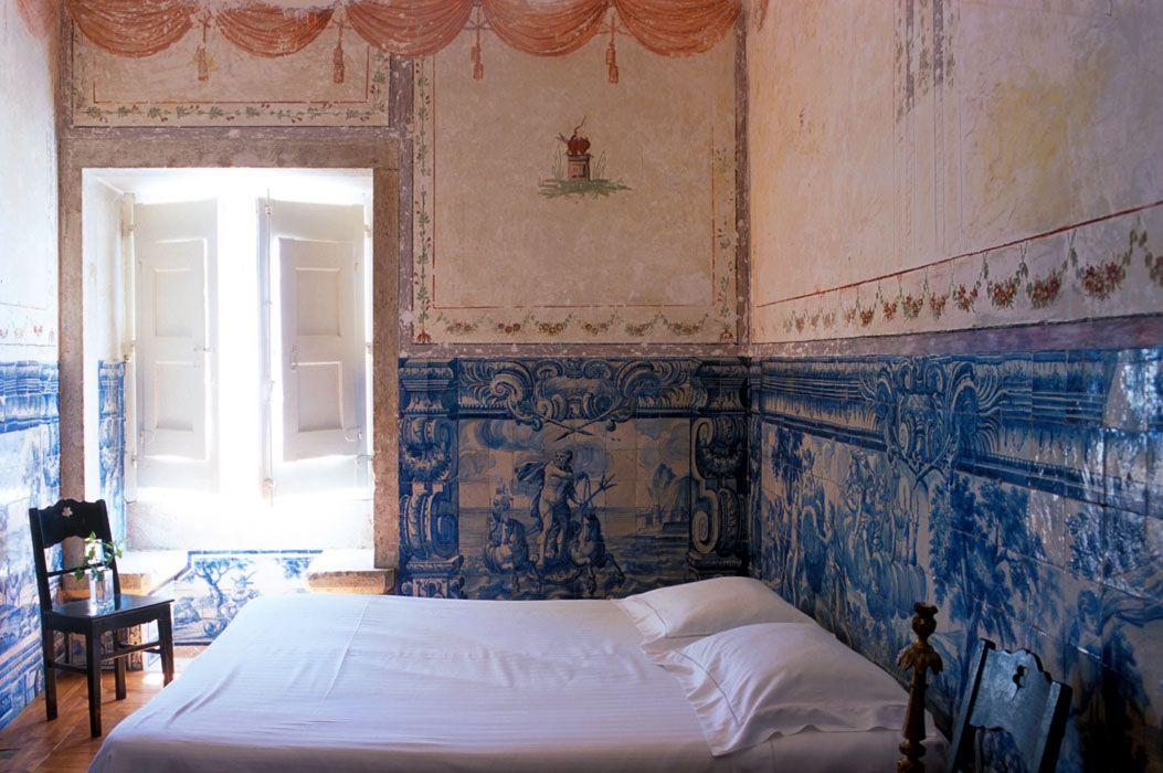 Palácio Belmonte, Lisboa, Portugal. Lindo.