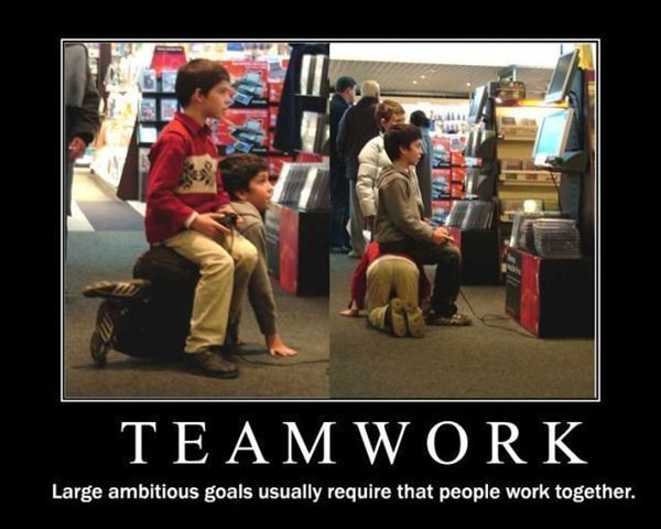 Click For Another Random Funny Pic Teamwork Funny American Funny Videos Funny Kids
