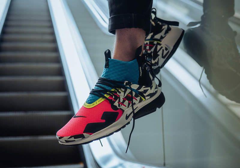Acronym x Nike Air Presto Mid 2018