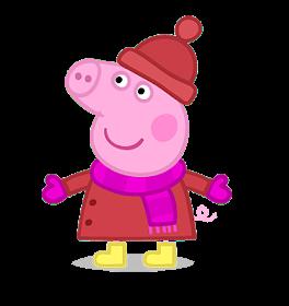 Cartoon Characters Peppa Pig Png Pack Peppa Pig Christmas Peppa Pig Pictures Peppa Pig