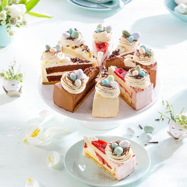 Donuts an Hochzeitstorte #lettercakegeburtstag
