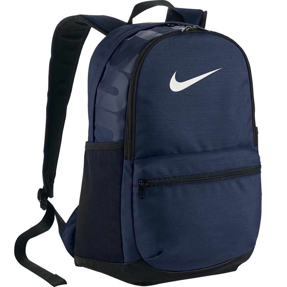 d6c43a453fbd Nike Brasilia Backpack Size 24 Litre Blue Training School Bag  Nike   Backpack  BackpacksBags
