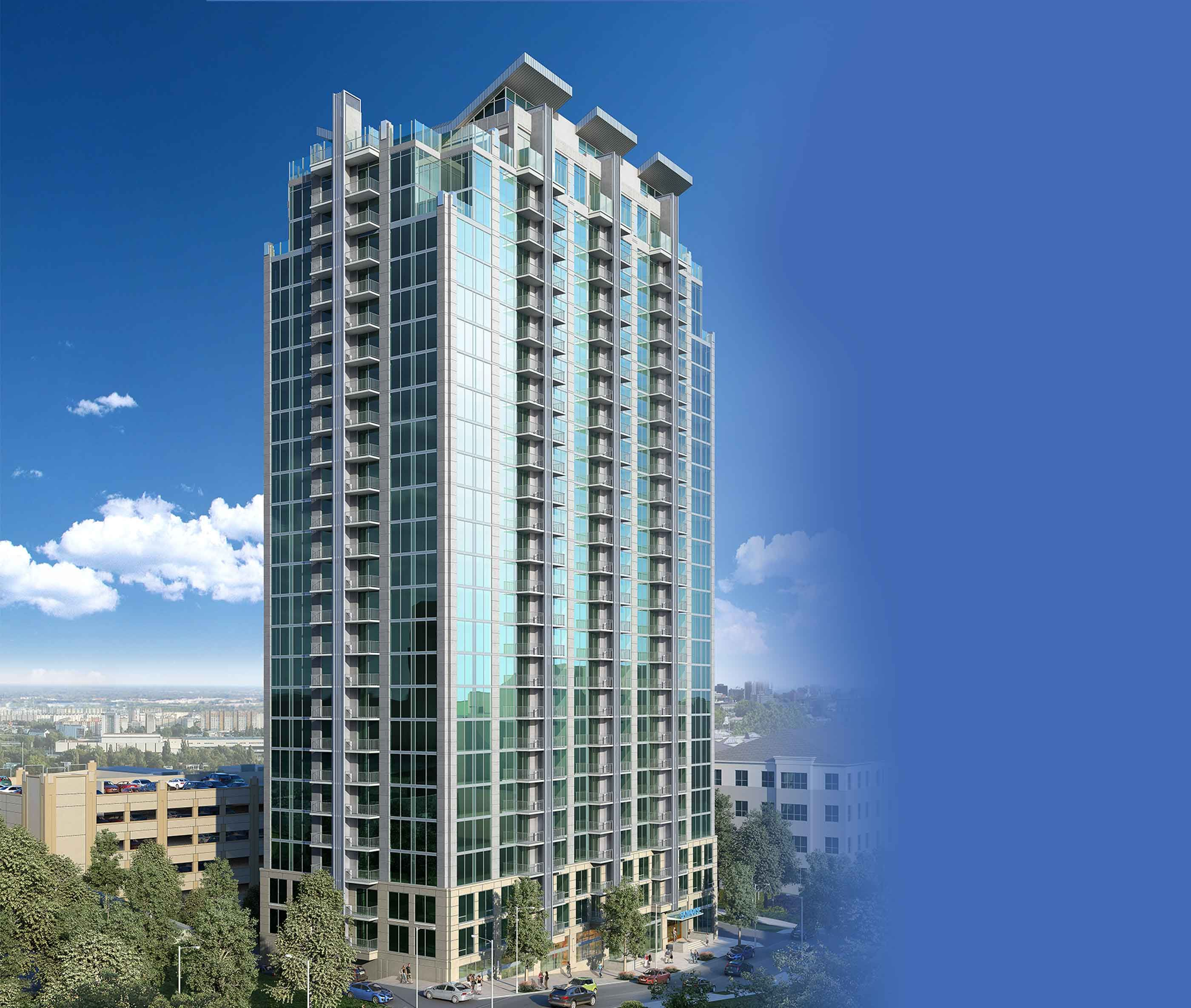 Skyhouse buckhead | Buckhead Buildings | High rise ...