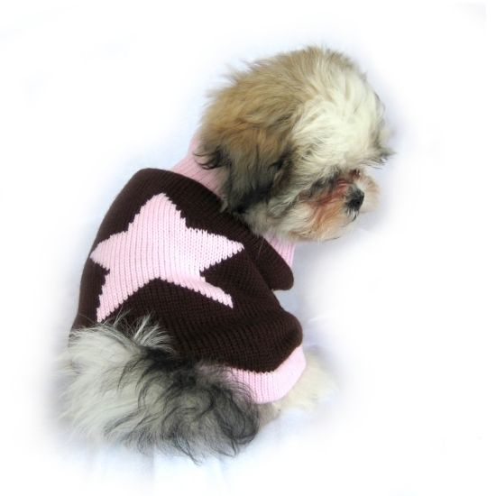 Bailey in Superstar Pink Knit