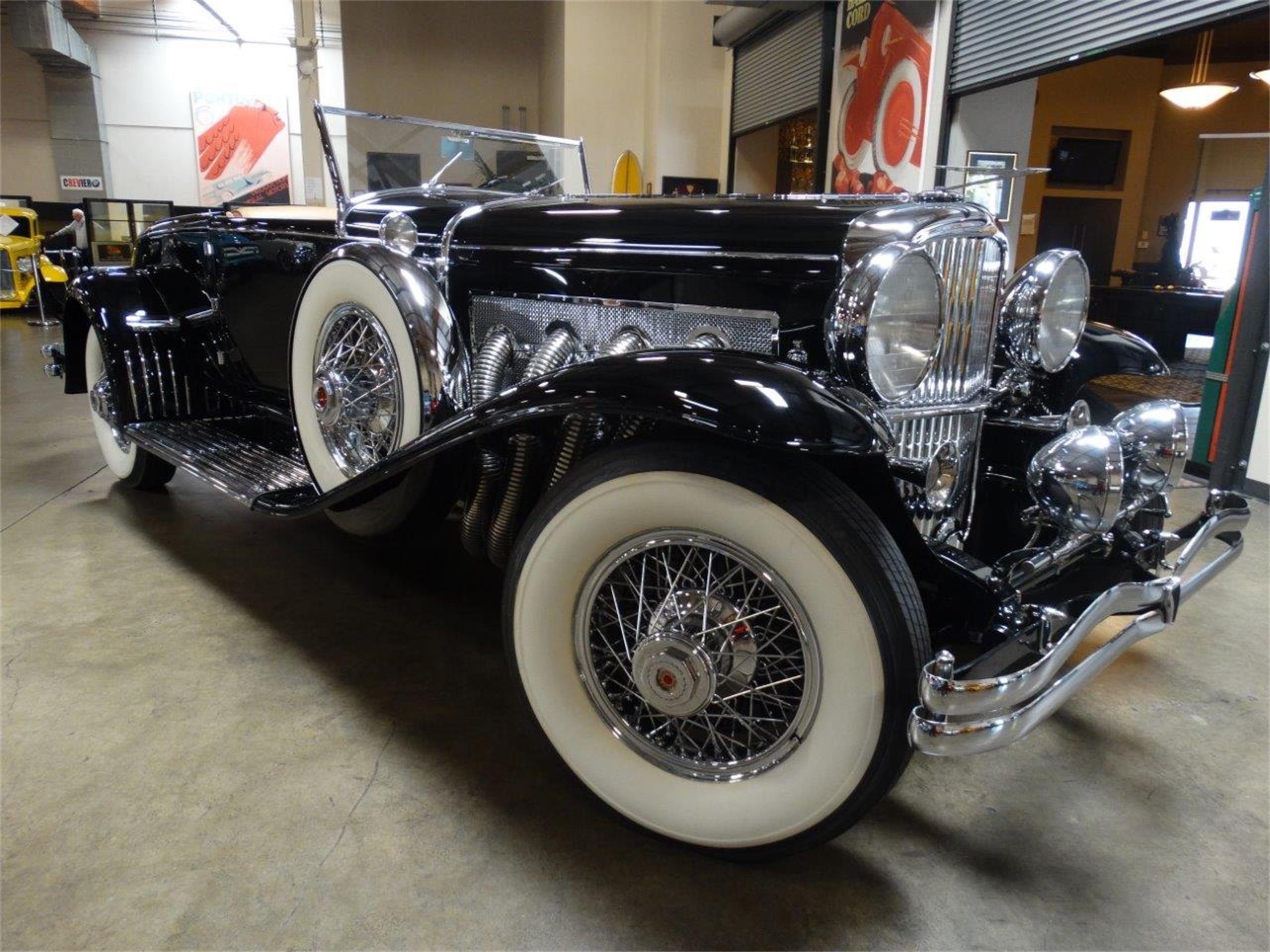 For Sale: 1931 Duesenberg SSJ in Costa Mesa, California