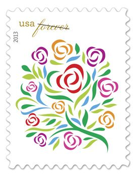 Usps Wedding Stamps.Where Dreams Blossom Stamps The Postal Store Usps Com