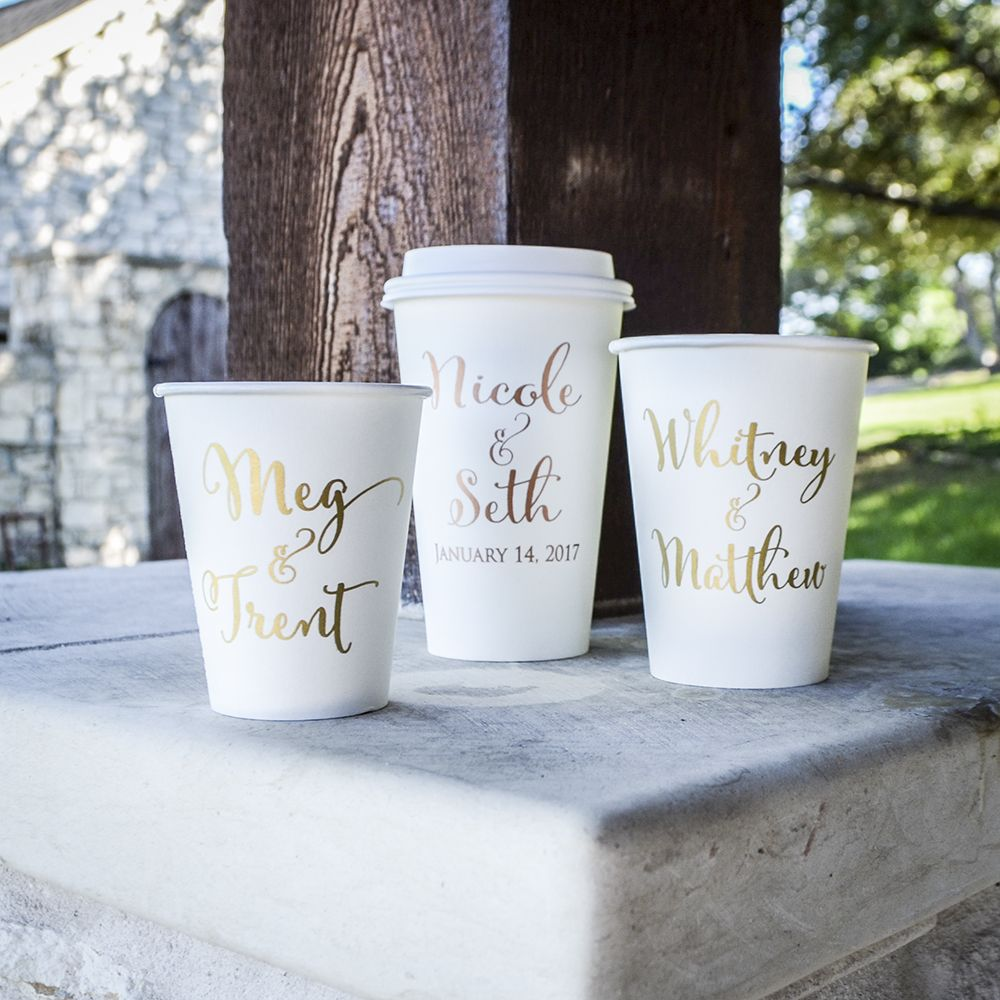 The perfect accessory to your hot cocoa or coffee bar ...