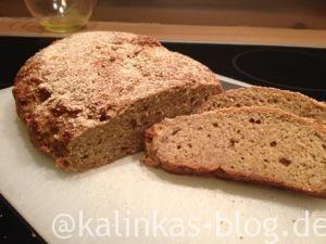 Low-Carb Brot und Sauerteiganleitung