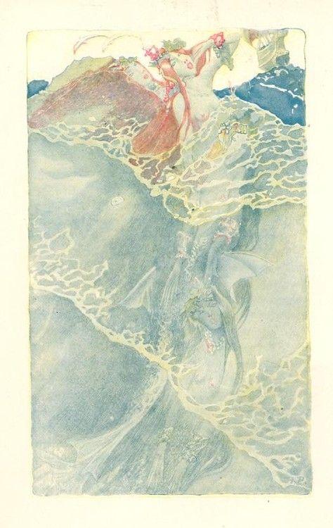 Howard Pyle  North Folk Legends of the Sea (1902)