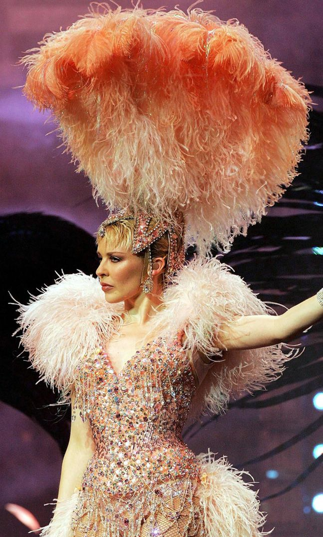John Galliano Costume De Scène Kylie Minogue Show