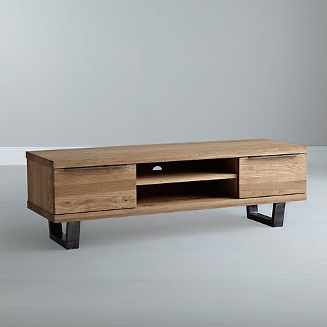 finest selection 3ebec 6fe66 John Lewis & Partners Calia TV Stand for TVs up to 60