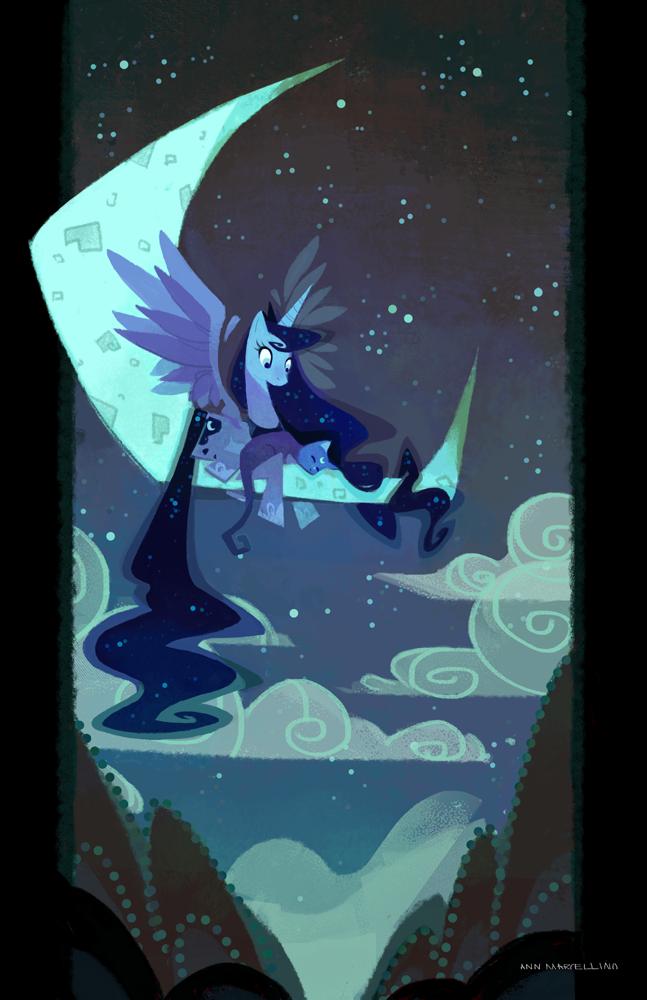 Lunas By Nna Sol Luna Y Estrellas Princesa Luna Luna