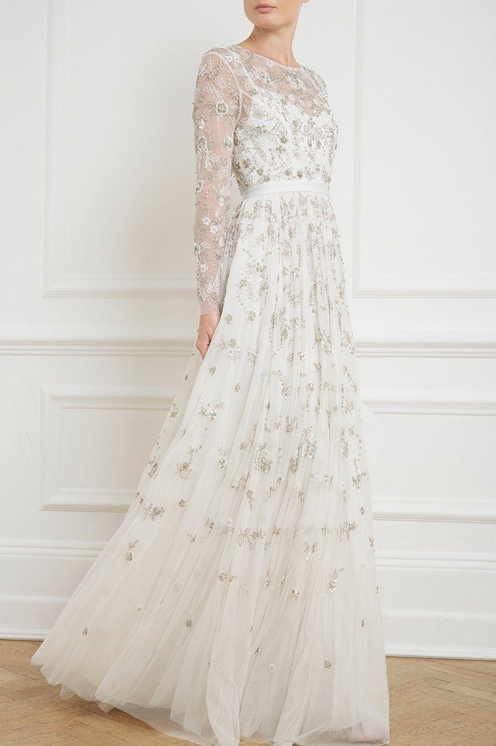 a56c146867d8 ASTRAL GOWN | Needle & Thread Bridal | Needle & Thread | Wedding ...