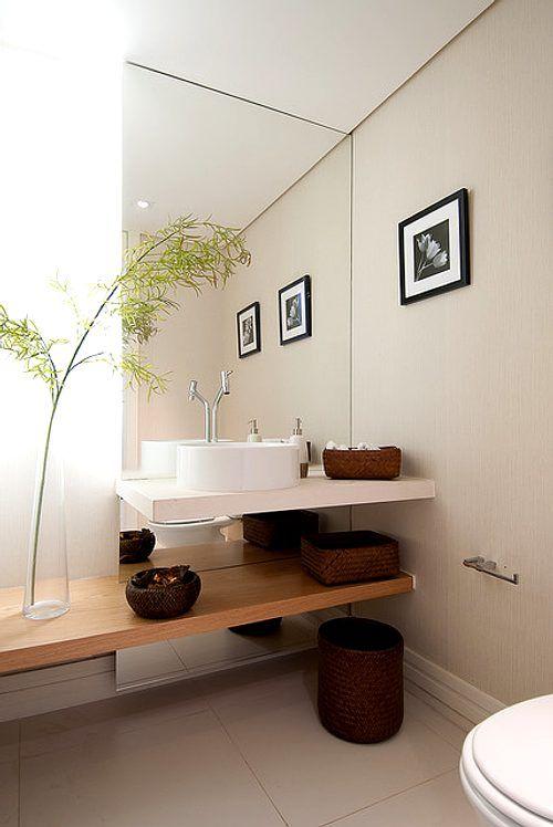 Ideas de decoraci n para ba os actuales ba o bathroom for Banos actuales decoracion