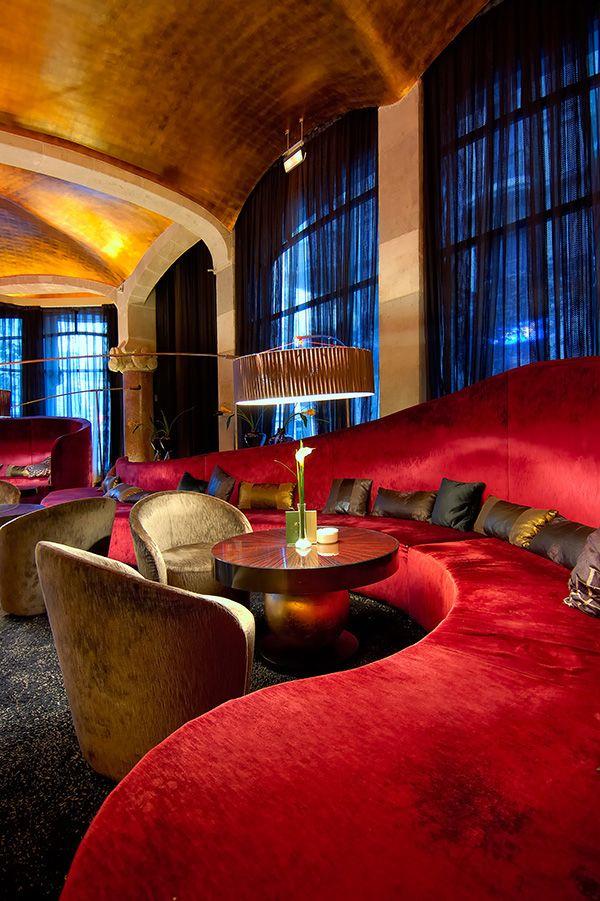 Interior hotel casa fuster barcelona llu s dom nech i for Casa moderna naga city prices