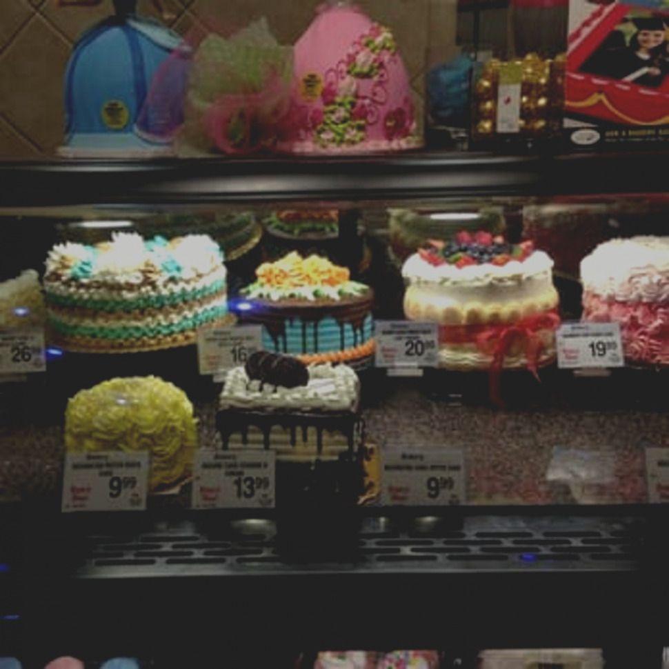 23+ Exclusive Image of Vons Birthday Cakes