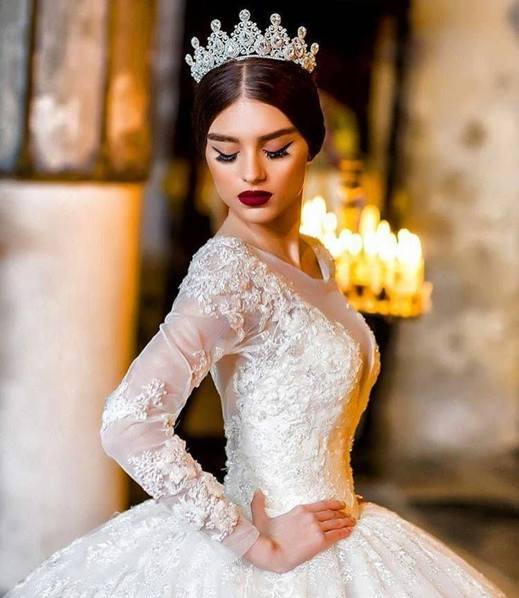 Wedding Hairstyles Examples: Wedding Dresses Exquisite To Stunning Dress Examples. From