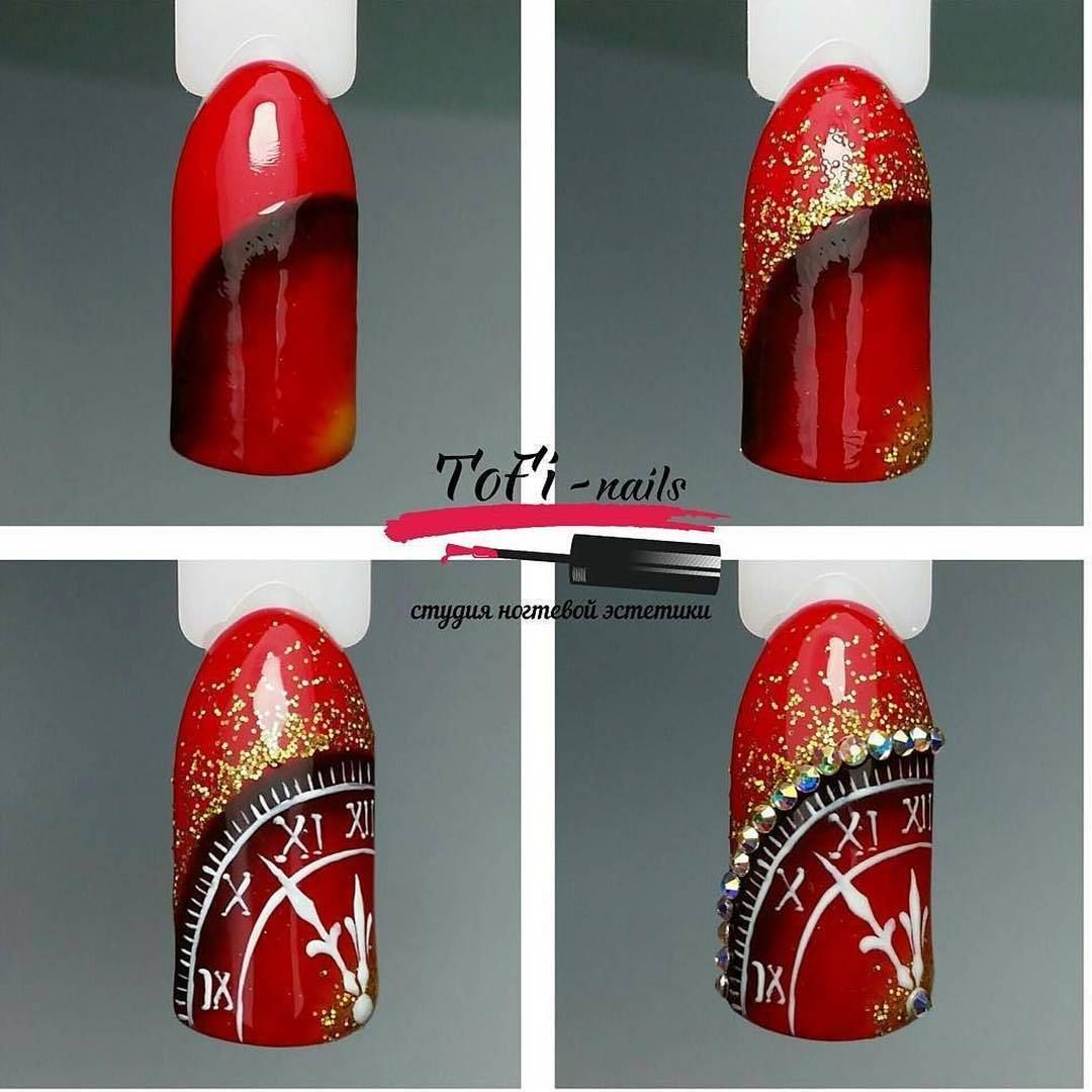 Nails University. Ногти и Маникюр пошагово.   VK - Newyearseve ...