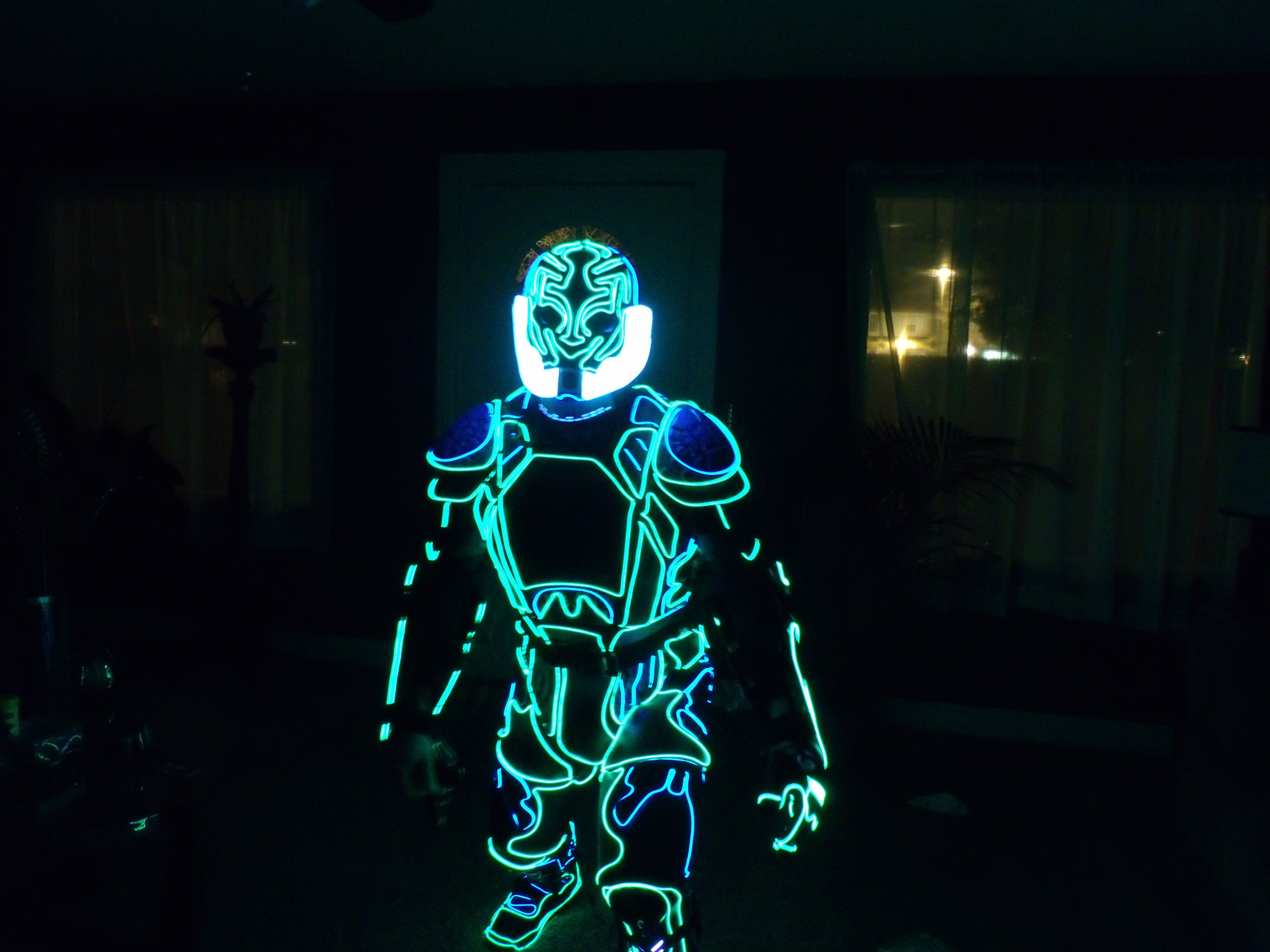 Luxury El Wire Suit Image Collection - Electrical and Wiring Diagram ...