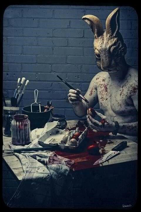 Eerie | Creepy | Surreal | Uncanny | Strange | Macabre | 不気味 | Mystérieux | Strano | White Rabbit