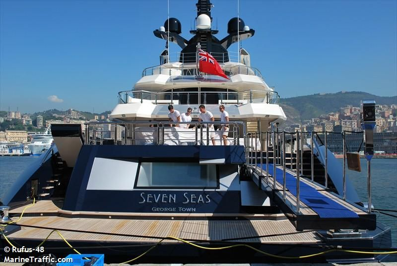 Seven Seas Yacht Seven Seas Vessel S Details And Current