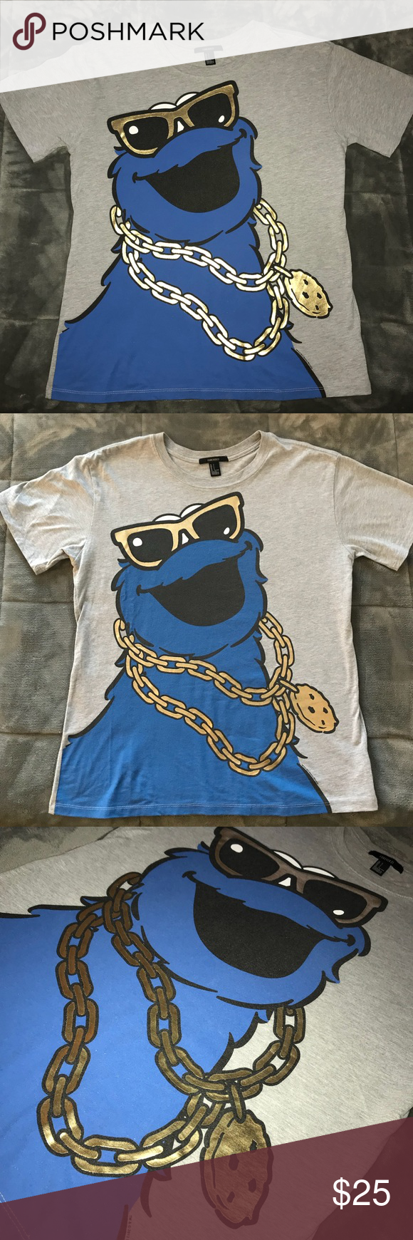 Cookie Monster Gangster Wwwtopsimagescom
