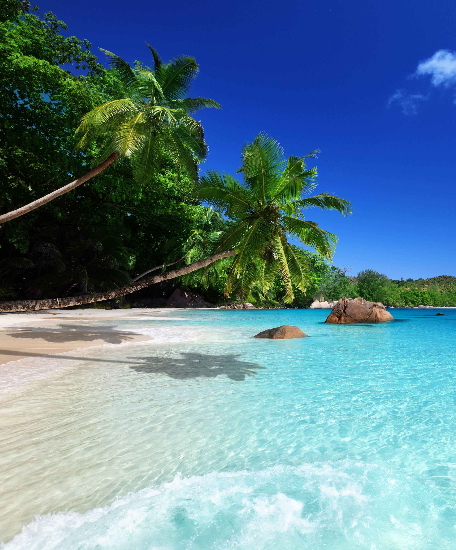 Beach Island: Anse Lazio, Praslin, Seychelles Visit Www.trendytraveller