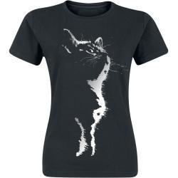 Photo of Cat Silhouette T-ShirtEmp.de
