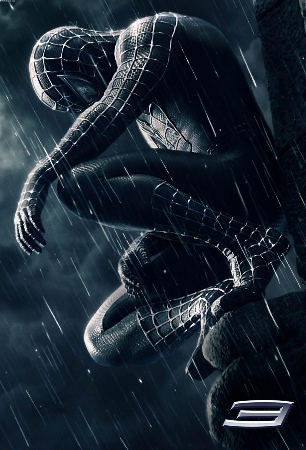 Full Hd Wallpapers For Mobile Spiderman Black Spiderman Spiderman 3