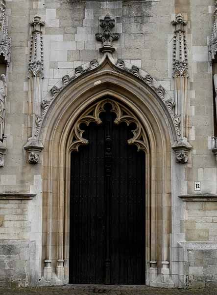 The Lancet Arch Developed In Gothic Era Of 12th And 13th Centuries