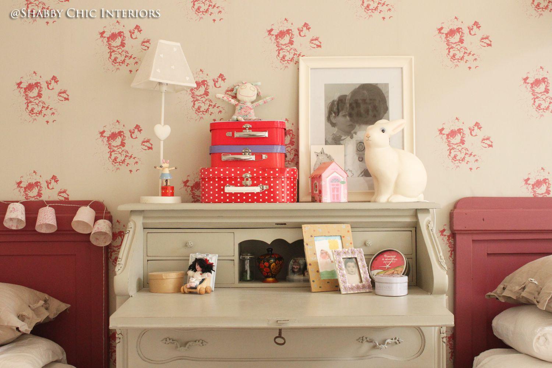 Shabby Chic Interiors: La cameretta delle mie bimbe | ✨Kids\' room ...
