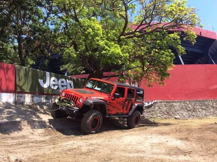 Test Drive en Reyes Huerta Veracruz #Jeep #Vulcano