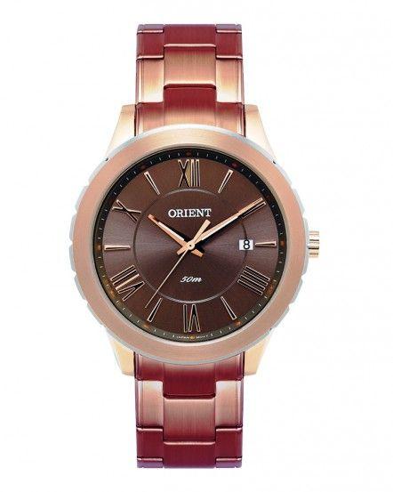 Relógio Analógico XXII Feminino - Bronze